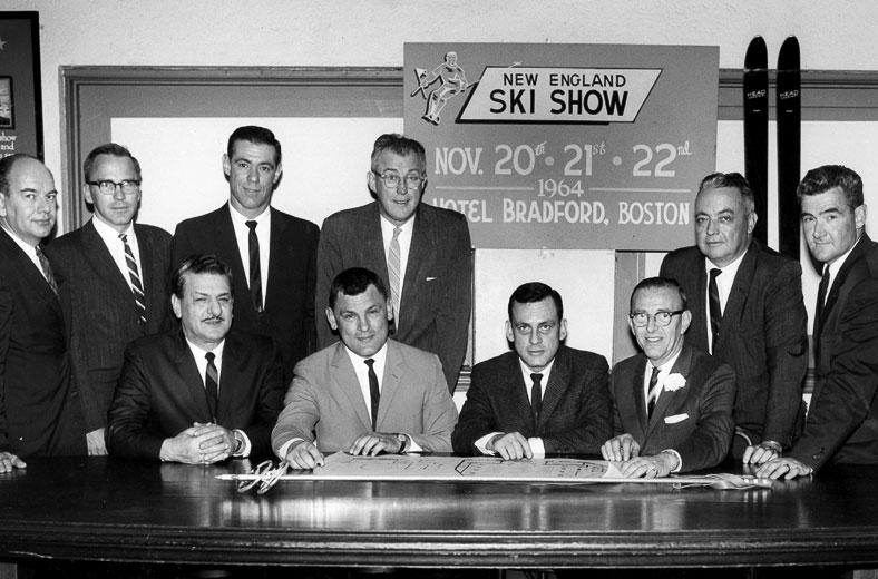 New England Ski Show 1964