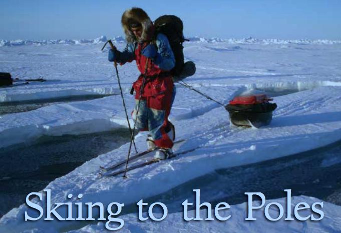 Blumenfeld-Skiing to the Poles - 1